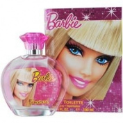 Barbie Fabulous 100 Ml Eau De Toilette Spray, 3.4 Ounce