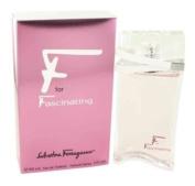 F for Faschinating by Salvatore Ferragamo Eau De Toilette Spray 90ml