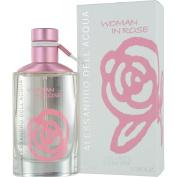Alessandro Dell Acqua Woman in Rose Eau De Toilette Spray for Women, 50ml