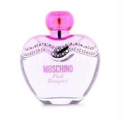 Moschino Pink Bouquet By Moschino for Women 100ml Eau De Toilette Spray