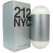 212 NYC by Caroline Herrera For Women. Eau De Toilette Spray 100ml Bottle