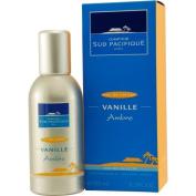 COMPTOIR SUD PACIFIQUE VANILLE AMBRE by Comptoir Sud Pacifique EDT SPRAY 100ml (GLASS BOTTLE) for WOMEN