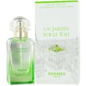 UN JARDIN SUR LE TOIT by Hermes EDT SPRAY 50ml