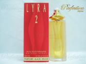 Lyra 2 by Alain Delon for Women. 100ml Eau De Toilette Spray