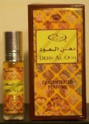 Dehn Al-Oud - 6ml (.2 oz) Perfume Oil by Al-Rehab