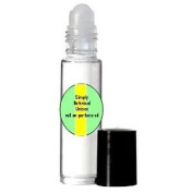 Pumpkin and Fig Type Unisex Perfume Roll On Silky Dry Oil 10 Ml/.33 Fl Oz By Simply Botanical