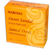 Solid Perfume - Sweet Sandal - 10ml - Solid