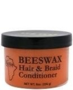 Kuza Beeswax Hair & Braid Conditioner 240ml