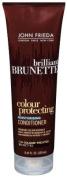 John Frieda Brilliant Brunette Colour Protect Conditioner 250ml