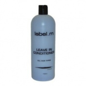 Toni & Guy Label.M Leave In Conditioner, 1000ml