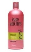 Salon Selectives Smooth & Straight Conditioner 350ml