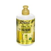 Embelleze Novex Olive Oil Leave-In Conditioner - 310ml | Embelleze Novex Azeite de Oliva Creme de Pentear - 300g