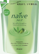Kracie(Kanebo Home Products) Naive Aloe Hair Conditioner 13.53fl.oz./400ml Refill