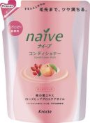 Kracie(Kanebo Home Products) Naive Peach Hair Conditioner 13.53fl.oz./400ml Refill