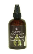 Botanical Skin Works Bay Lime Beard Conditioning Oil 120ml Men'S Body Care