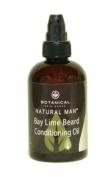 Botanical Skin Works Bay Lime Beard Conditioning Oil 120ml Men'S Body Care