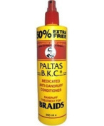 Paltas B.K.C Medicated Anti Dandruff Conditioner For Hair 350 Ml