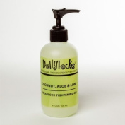 Dollylocks 240ml - Aloe, Coconut & Lime Dreadlocks Tightening Gel