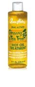 Queen Helene Ginseng & Tea Tree Hot Oil Treatment for Breakage and Split Ends, 240ml
