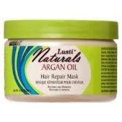 Lusti Naturals Argan Oil Hair Repair Mask, Restores & Hydrates, 300ml