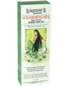 Hesh Mahabhringraj Maka Herbal Hair Oil 200ml *New*