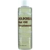 QUEEN HELENE Jojoba Hot Oil Treatment Conditions & Controls Brittleness, Breakage & Split Ends 8oz/236.6ml