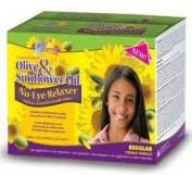 Sofn'free n'pretty Olive & Sunflower Oil Root Touch-up No-Lye Relaxer