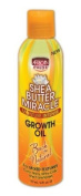 African Pride Shea Butter Miracle Growth Oil - 180ml Bottle