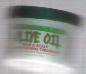 Organics Olive Oil Hair & Scalp Conditioning Treatment 300ml By Lusti Professional