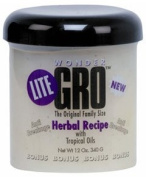 Wonder Gro Lite Herbal Recipe with Tropical Oils 350ml