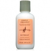 Simply Organic Retreat Colour Therapy Treatment, 120ml
