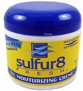 sulphur 8 Fresh Oil Moisturising Crème 120ml