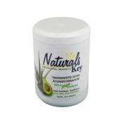 Dominican Hair Product Naturals Key Aloe Vera and Avocado Treatment Conditioner 240ml