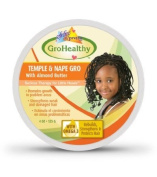 GroHealthy Temple & Nape Gro with Almond Butter