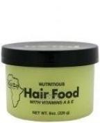 kuza nutritious hair food w/vitamin A & E 240ml