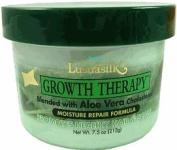 Lustrasilk Growth Therapy, Aloe Vera for Moisture Repair, 220ml