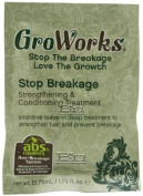 GroWorks Stop Breakage Strengthening & Conditioning Treatment, 50ml - Intensive leave-in deep treatment to strengthen hair and prevent breakage, abs complex anti-breakage system, Advanced Science & Natural Ingredients to Stop Hair Breakage
