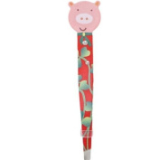Animal Tweezers with. Crystal-9.5cm L