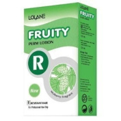 Lolane Fruity Perm Lotion (Mulberry Fragrance) For Resistant Hair Size 120Ml.., Thailand