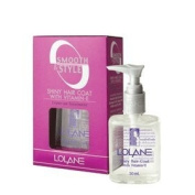 LOLANE SMOOTH & STYLE SHINY Hair COAT for Protect Split End Hair Size 30ml..., Thailand