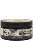 Kuza 100% Organic Shea Butter Skin, Hair, & Scalp Nails- Aburi Garden- 180ml