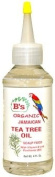 B's Organic Jamaican Tea Tree Oil Scalp Food 120ml