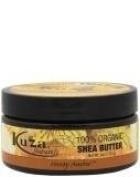 Kuza 100% Organic Shea Butter Skin, Hair, & Scalp Nails- Honey Amber- 180ml