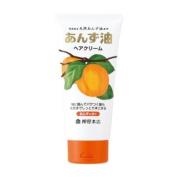 YANAGIYA | Hair Treatment | ANZU (Apricot) Oil Hair Cream for Damage Hair 160g