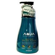Hyssop Aqua Hair Pack (Deepsea) 1000ml