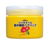 Kurobara Honpo Kurobara Tsubaki Oil | Hair Treatment | Intensive Repair Hair Pack 300g