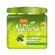 Lolane Natura Hair Treatment for Dry & Damaged Hair 250g..., Thailand