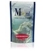 Mineral Line - Dead Sea, Black Mud Moisture Hair Mask, 250 ml / 8.5 oz