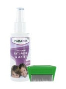 Paranix Radical Spray + Comb 100ml