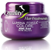 Tec Italy Colour Care - Lumina Forza Black - Colour Treatment Booster 290ml - 280 g